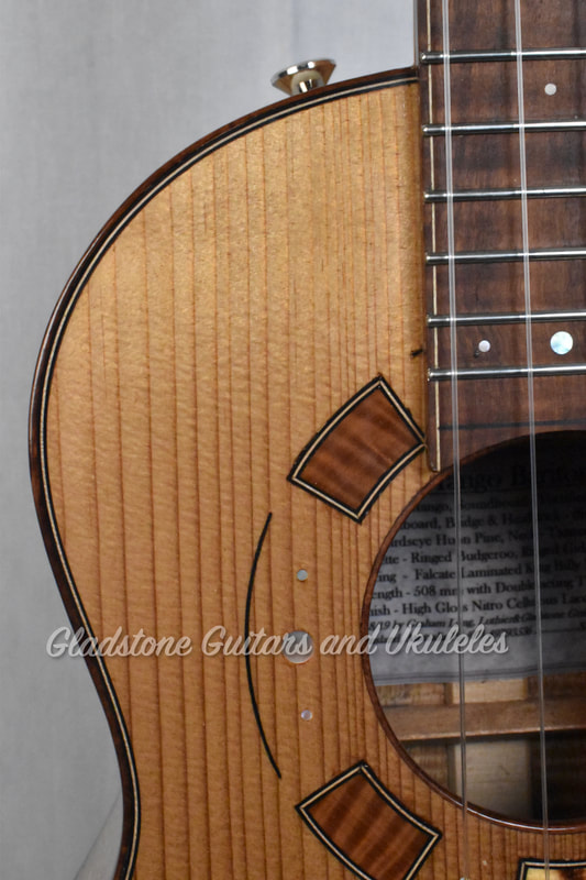 Curly Mango Tenor On Sale $1800.00